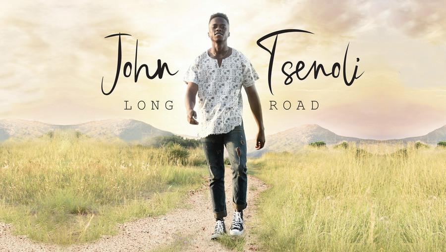 John Tsenoli, pop, power pop, pop sud-africaine, long road, nouveau titre, second single, musique sud-africaine, pop africaine