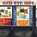 Red Eye Hi Fi, Xl Mad, Kiva, Chunky, berry blacc, fox, lady ice, dancehall, soca, kuduro, bashment, premier album, overproof, Manchester