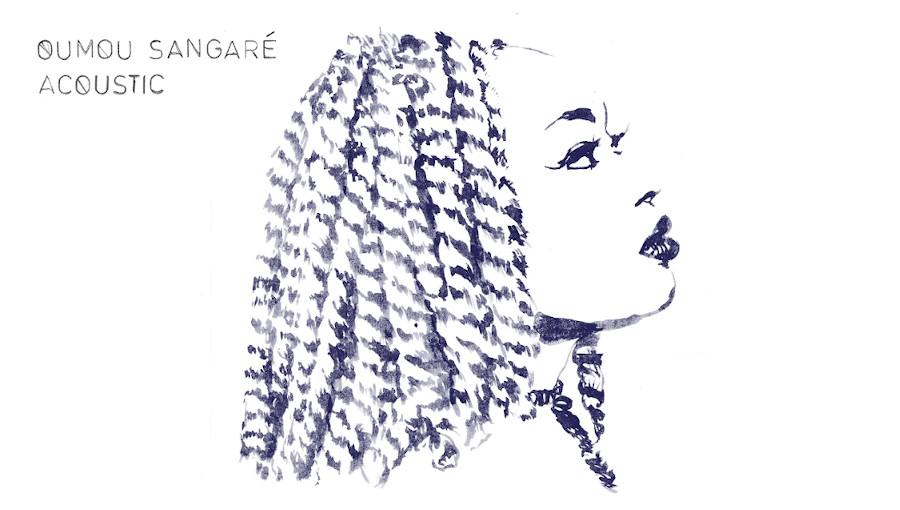 Acoustic, Oumou Sangaré, No Format, nouvel album, album acoustique, wassoulou, musique malienne, chanteuse malienne, Saa Magni, Djoukourou, Vincent Taurelle, Guimba Kouyaté, Benogo Diakité, Kandy Guira
