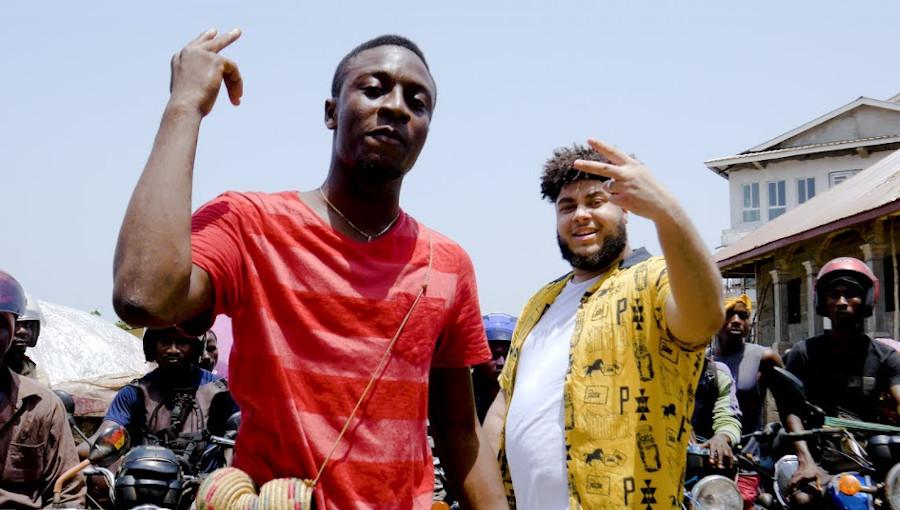 Drizilik, Big Zuu, rap africain, grime, artiste britannique, artiste sierra-leonais, sierra leone, rappeur sierra leonais, crafty, nouveau clip