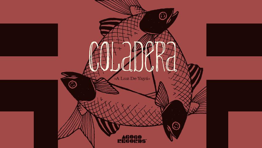 Coladera, A Luz De Yayá, Vitor Santana, Joao Pires, Melodiesinfonie, remix, Yemajá, Kianda, José Eduardo Agualusa, poesie, lusophonie, agogo records