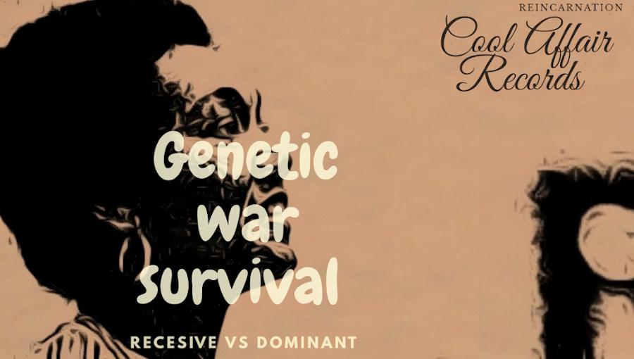 Cool Affair, Genetic War Survival, Frances Cress Welsing, sida, noir, blanc, racisme, broken beat, electro jazz, house, producteur sud-africain, psychiatre, afrocentrisme