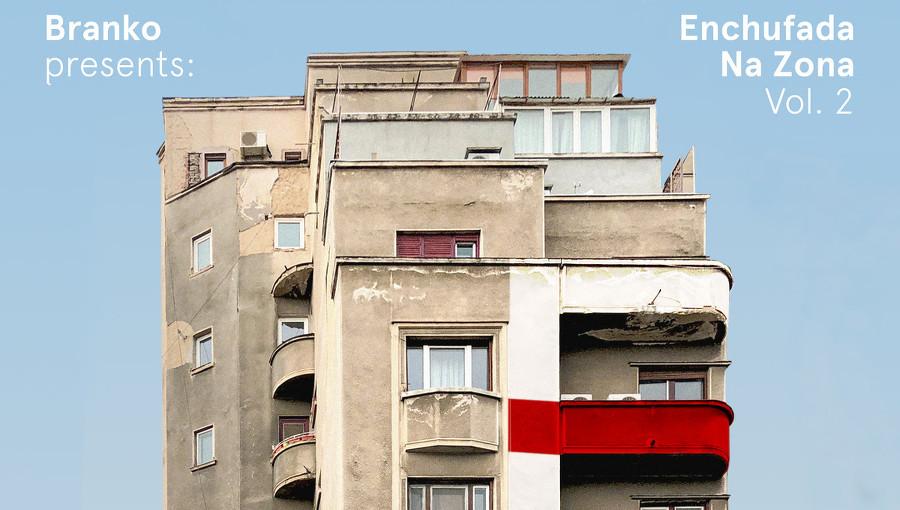 Enchufada, Enchufada Na Zona Vol. 2, compilation, Branko, clubbing, Gafacci, Vanyfox, Dengue Dengue Dengue, global bass, funana, Dino D Santiago, afro, house