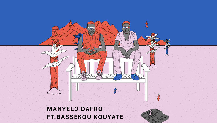 Manyelo Dafro, Bassekou Kouyaté, Ladon, Aero Manyelo, Dafro, house, house mandingue, musique electronique, Herbal Records, Sony Music, nouveau titre, communion, electro africaine