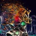 Micr.Pluto, boom bap, beat music, nouvel EP, Effervescent Lifeforms, Subterranean Wavelength, Tribal Rebel Ludi, Chimurenga, guitarist, Emamkay, experimental, Afrique du Sud, ambient, electronique
