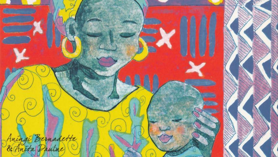 Aningi Bernadette, Anita Daulne, Zapp Mama, nouvel album, berceuse, berceuse africaine, berceuse congolaise, babudu, Babudu Lullabies, mère et fille