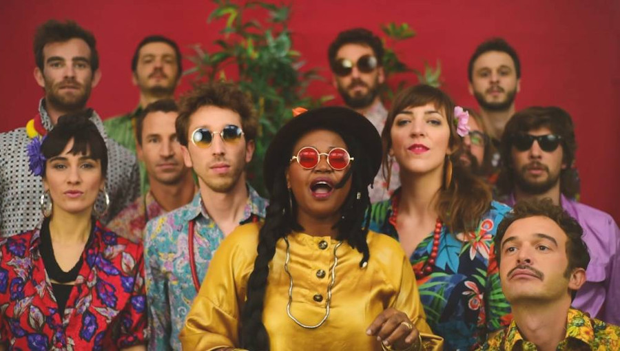 Electric Mamba, Idylle Mamba, Electric Safari, afrobeat, ethiojazz, fusion, afrofunk, nouveau clip, nouveau titre, collectif lyonnais, Underdog Records, Zingo