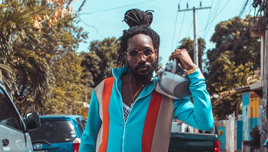 Kabaka Pyramid, Nice Up The Dance, Michigan & Smiley, dancehall, reggae, toasting, cover, reprise, jamaïque, soundsystem, compilation, classique