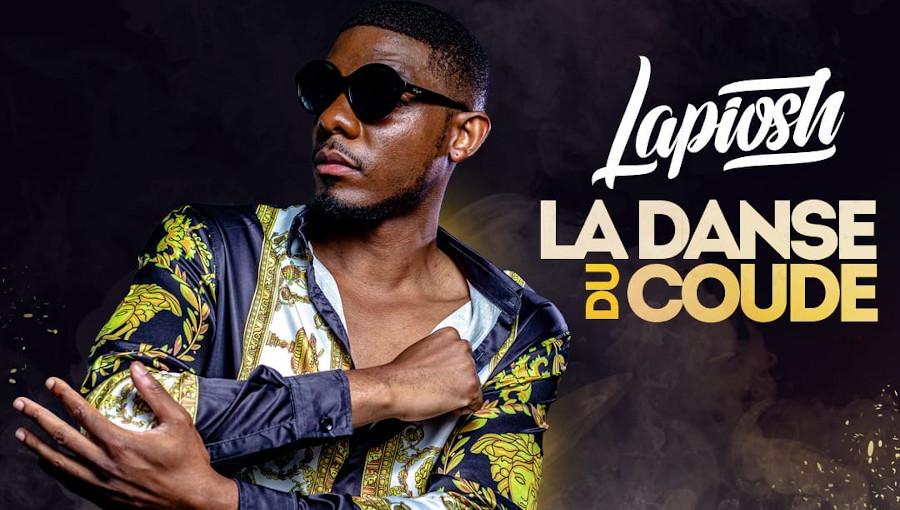Lapiosh, La Danse du coude, ndombolo, Dan Scott, nouveau clip, nouvelle danse, corona, artiste congolais, distanciations sociale, soukous