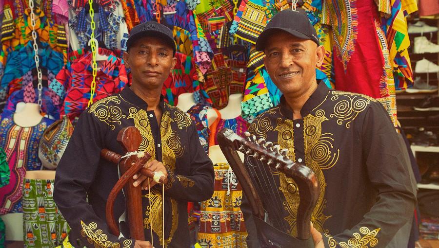 Music Yared, Anbessa Gebrehiwot, Haftu Reda, Music in Exile, Dale Gorfinkel, krar, masenqo, masinko, musique ethiopienne, melbourne, autralie, exil