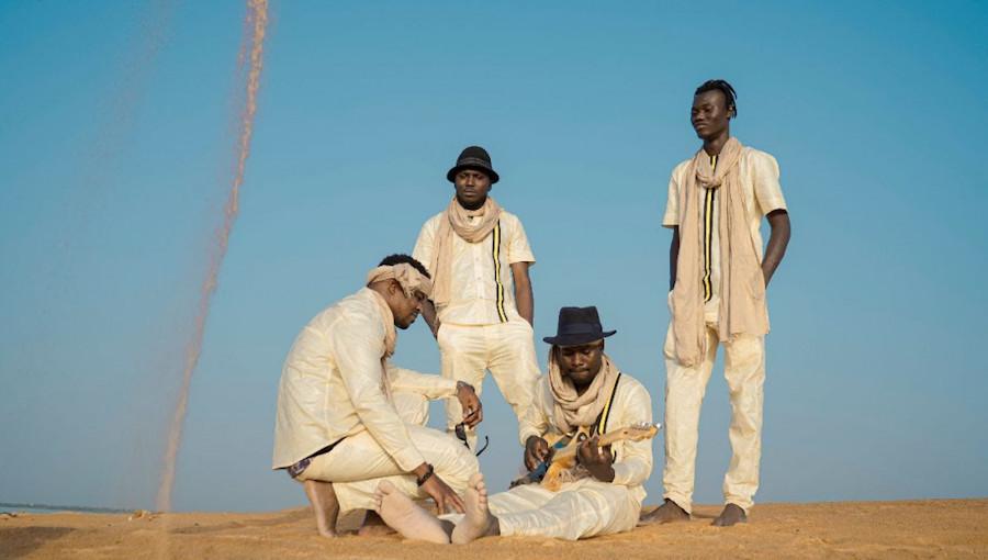 Barre, nouveau titre, nouvel album, Optimisme, Mali, musique malienne, afrorock, songhoy blues, changement, rock africain, rock malien, songhai