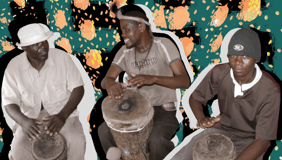Kukaya, Kukaya Bili, Malawi, musique malawite, nord du malawi, transe, percussion, percussion africaine, nouvel album, Emmanuel Mlonga Ngwira, rituel, musique traditionnelle