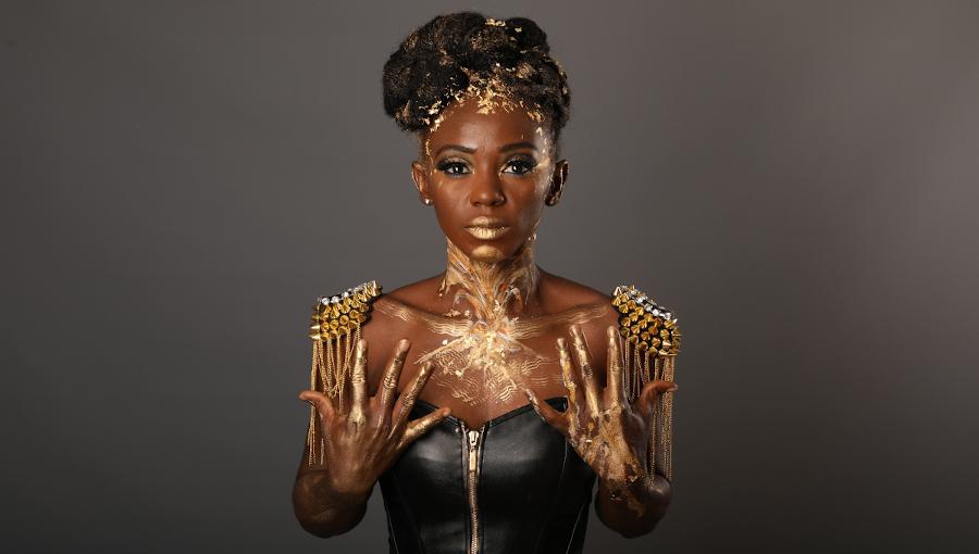Pamela Badjogo, Toto, nouveau clip, Kaba, nouveau titre, chanteuse gabonaise, gabon, union, afropop, pop, chanson africaine, Kwame Yeboah