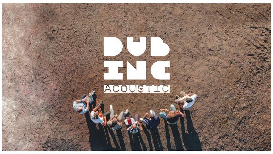 Dub Inc, Acoustic, nouvel album, album acoustique, reggae, raggamuffin, reggae francais, kabyle, goma, Ouaga, Mexico, Abidjan, Rude Boy, Hakim Bouchkour Meridja, Aurelien Zohou