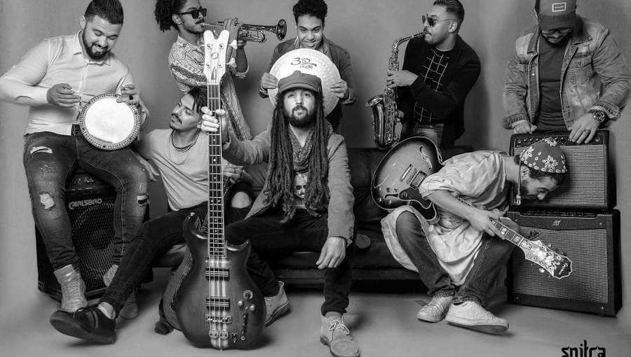 Snitra, Errada, Oujda, Maroc, Aarfa, fusion, metal, metal marocain, rock, reggae, gnawa, Sah Yenbt, bikka lestat, groupe marocain, visa for music, premier album