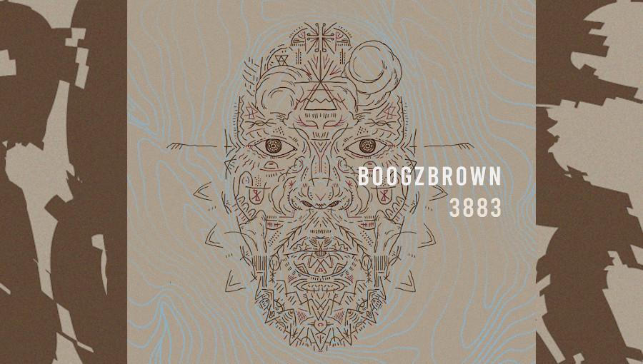 Boogzbrown, 3883, juke, techno, maloya, nouvel EP, Infiné, Francky lauret, Bebass, Jookali, musique electronique, La reunion, musique reunionnaise, Saint Denis, beat