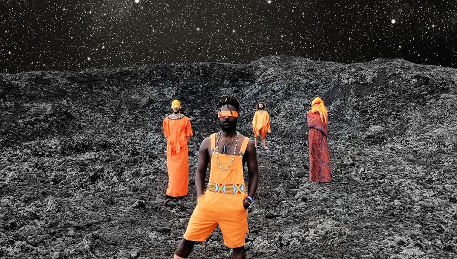 K.O.G, ONIPA, Chicken No Dey Fly, Tom Excell, Kweku of ghana, nouveau titre, nouvel album, Tapes of Utopia, Tony Allen, afrobeat, afrofuturisme, rap, Franz Von, fusion