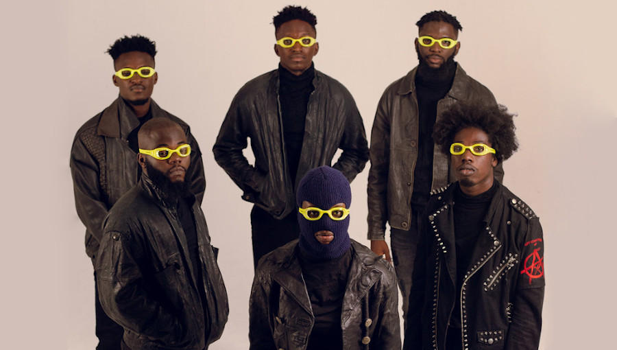 SuperJazzClub, soul, nu soul, collectif ghanéen, Cameras, nouveau titre, nouveau chapitre, indie, Accra, fusion, musique ghanéenne, groupe ghana, ghana
