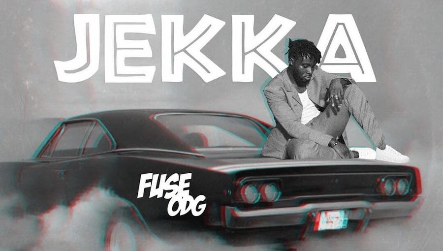 Jekka, Fuse ODG, afrobeat, hip hop, hip hop ghanéen, ghana, Londres, nouveau titre, retour, flute, afroswing, OffDaGround, rap, azonto, star ghanéenne, antena