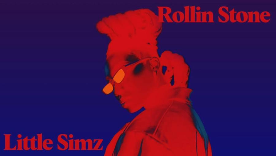Little Simz, Rollin Stone, nouveau single, nouveau titre, Sometimes I Might Be Introvert, rap, hip hop, rap britannique, Simbi Ajikawo