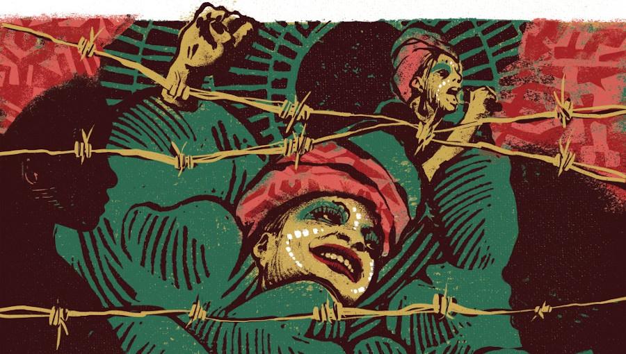 Republicafrobeat vol. 5 - Mujeres 2, Mujeres, DJ Floro, compilation, compilation afrobeat, femme afrobeat, Fela Kuti, Republicafrobeat, A.C AfrobeatProject, espagne, newen afrobeat, Power to the woman