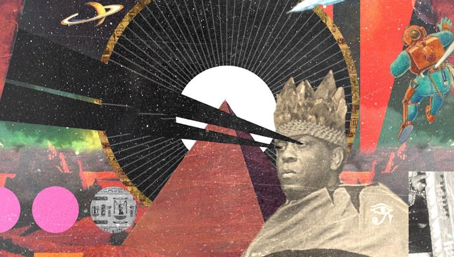 The Door of the Cosmos, Armonica, Sun Ra, June Tyson, afrofuturisme, cosmos mix, remix, rework, duo italien, house, italo disco, cosmique, MoBlack, MoBlack Records