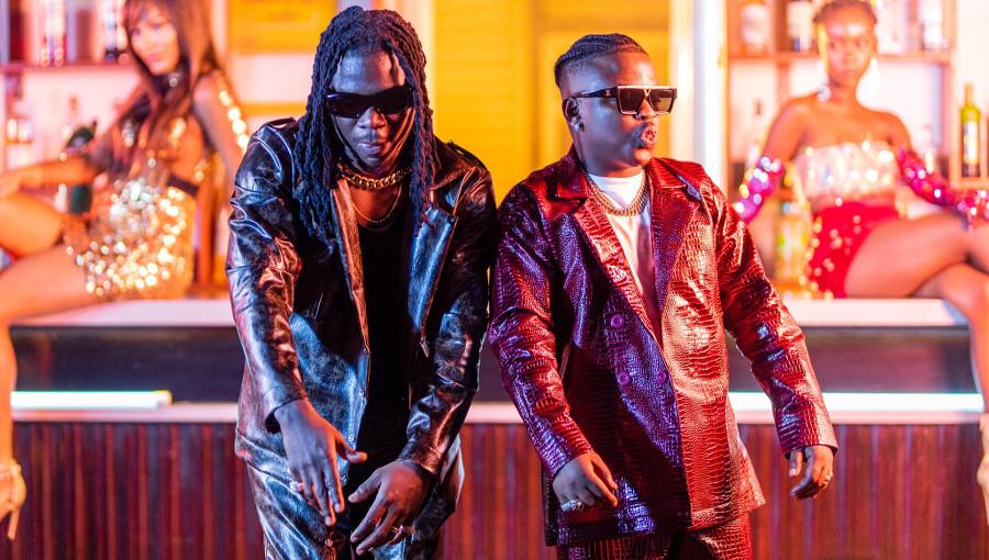 Stonebwoy, Focalistic, Album5, Ariba, afrofusion, BHIM Nation, bhim, burniton, amapiano, dancehall ghanéen, artiste sud-africain, hit, nouveau titre
