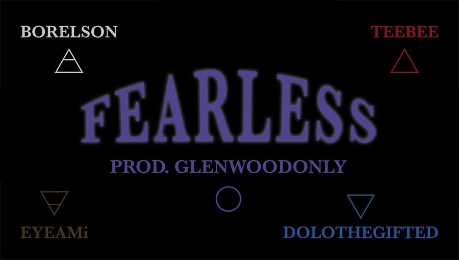 Borelson, Eyeami, Dolothegifted, Teebee, Fearless, Nina Bai, Glenwoodonly, FireUp, Paul Ohonsi, hip hop, rap, fusion, afro fusion, toronto, diaspora