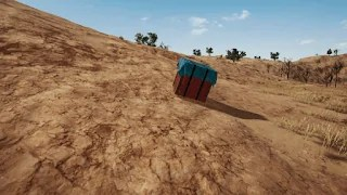 isi loot item air drop PUBG