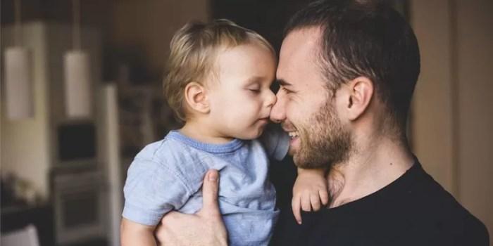 cara ayah lebih dekat dengan anak luangkan waktu untuk anak