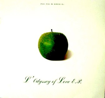 """Phi Phi & Greg D """"L'Odyssey Of Love"""""""