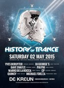 history of trance '