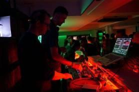 Oudjat live aka Phi Phi & Greg-D @ long play bar 2015