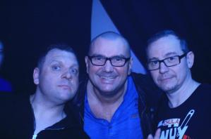 Mike Push, Yves Deruyter & Phi Phi & @ Age Of Love XXL @ Art Cube 2015