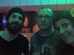 Roddy Reynaert, Phi Phi & Michelle @ Parallel Univers_n