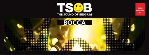flyer THOB @ BOCCA 16 april