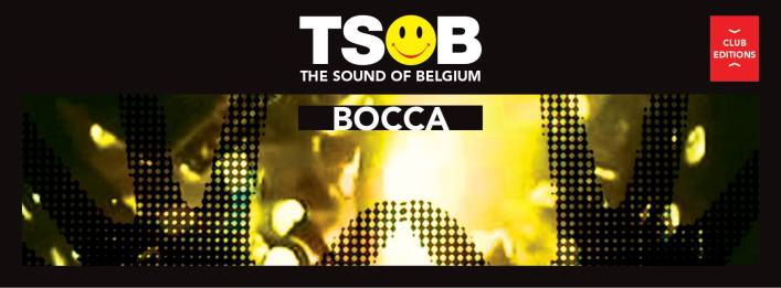 flyer THOB @ BOCCA 16 april