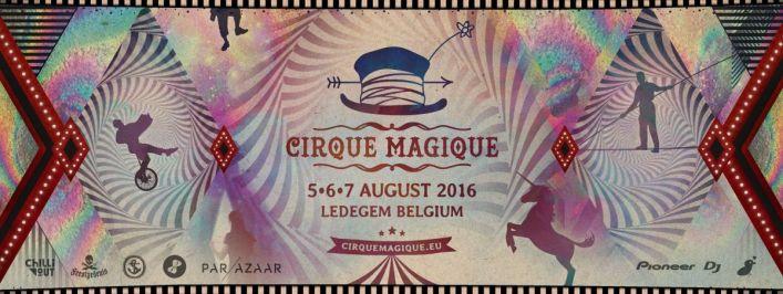 Cirque Magique Festival 2016
