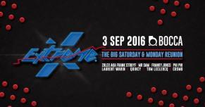 extreme reunion @ Bocca 03/09/16