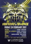 history of trance @ balmoral 24 02 17