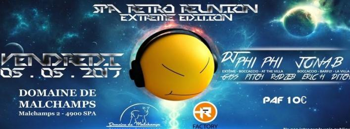 Spa Retro reunion extreme edition