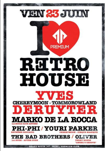 I Love Retro House
