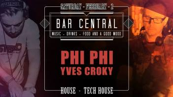 Phi Phi @ Bar Central 02 02 19