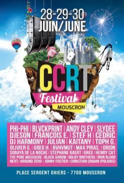 CCRT Festival 2019 Mouscron