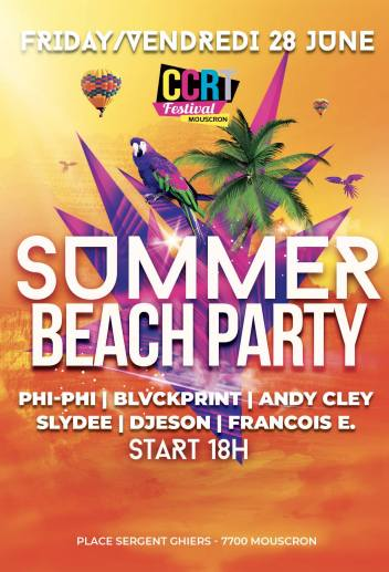 Summer Beach Party 2019
