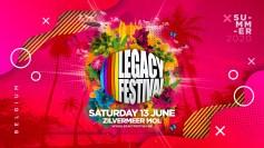 Legacy Festival 2020 @ Zilvelmeer 13/06/2020