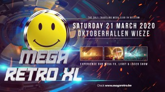 Mega Retro XL 21/03/2020