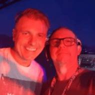 Daren Emerson (Underwold) & Phi Phi @ Legacy Festival 2019