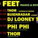 Fluo Feet 2019