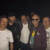 Fred Nansen, Johan,Malik b, Laurent Warin & Phi Phi @ Cirao Reunion 2018